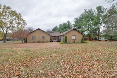 Old Hickory Single Family Home For Sale: 20 Scenic Ridge Ct
