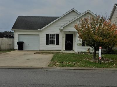 Rutherford County Single Family Home Under Contract - Showing: 2815 Elijah Dr