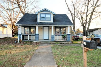 Lawrenceburg Single Family Home For Sale: 411 5th St
