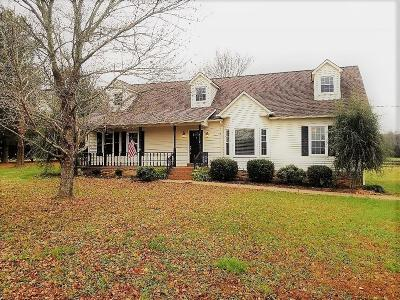 Columbia Single Family Home For Sale: 4124 Buck Matthews Rd