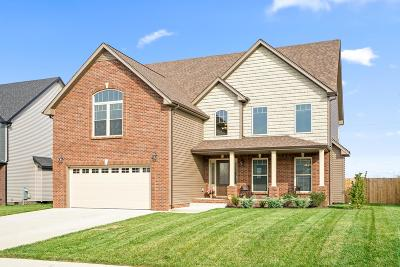 Clarksville Single Family Home For Sale: 1769 Spring Haven Dr