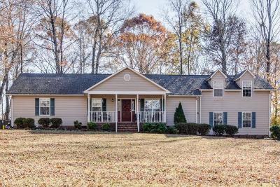 Spring Hill Single Family Home For Sale: 643 Vaughans Gap Rd