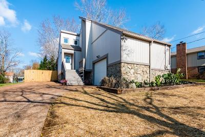 Nashville Single Family Home For Sale: 7421 Rolling River Pkwy