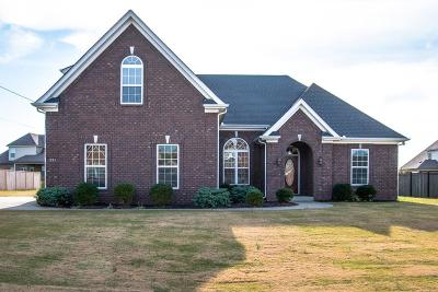 Rutherford County Single Family Home For Sale: 1041 Springcreek Dr