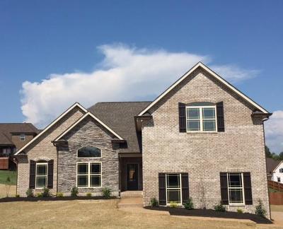 Wilson County Single Family Home For Sale: 105 Mallard Pt