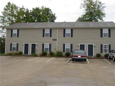Clarksville Rental For Rent: 105 B Thermal Ct