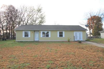 Oak Grove Single Family Home Under Contract - Showing: 1251 Patton Pl