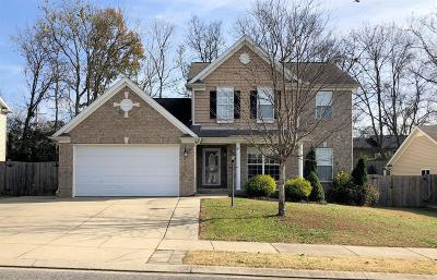 Hendersonville Single Family Home Under Contract - Showing: 178 Vintage Cir