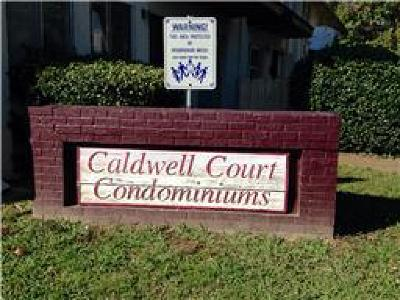 Davidson County Condo/Townhouse For Sale: 550 Harding Pl Apt C118