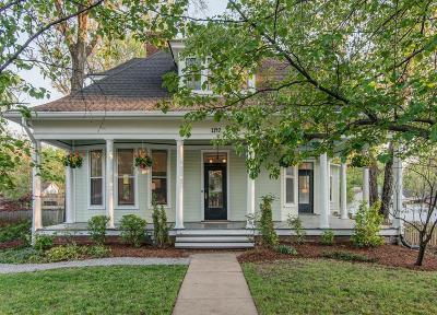 Nashville Single Family Home For Sale: 1142 Cahal Ave