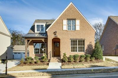 Williamson County Single Family Home For Sale: 310 Passage Lane