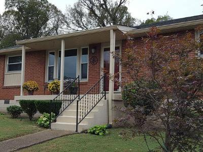 Nashville Single Family Home For Sale: 700 S 13th St