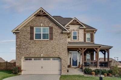 Spring Hill Single Family Home Under Contract - Showing: 1004 Foust Ct