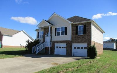 Clarksville Single Family Home Under Contract - Showing: 3912 Gaine Dr