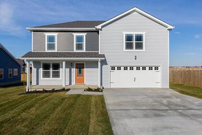 Clarksville Single Family Home For Sale: 505 Tracy Ln