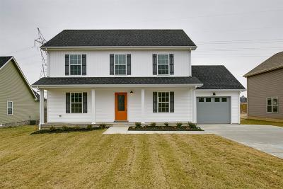 Clarksville Single Family Home For Sale: 535 Tracy Ln