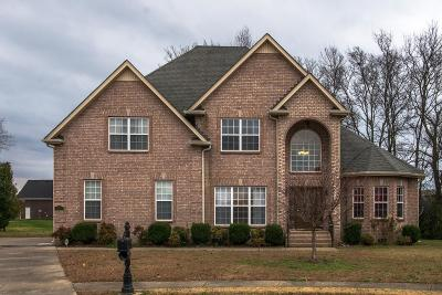 Murfreesboro Single Family Home For Sale: 3003 Stow Crossing