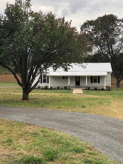 Lebanon Single Family Home For Sale: 3270 Trousdale Ferry Pike