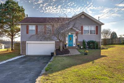 Columbia Single Family Home For Sale: 1708 Jamie Dr