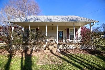 Culleoka Single Family Home For Sale: 2435 Mooresville Pike