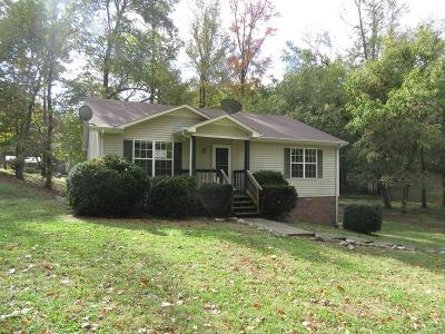 Christian County, Ky, Todd County, Ky, Montgomery County Single Family Home For Sale: 361 Hilltop Dr