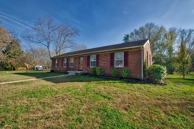 Single Family Home Under Contract - Showing: 1614 Bartway Dr