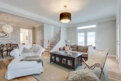 Franklin  Condo/Townhouse For Sale: 419 Henry Russell St