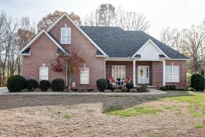 Sumner County Single Family Home Under Contract - Showing: 120 Artesa Drive