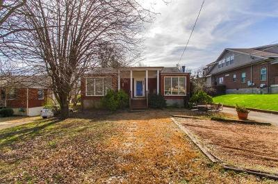 Davidson County Single Family Home For Sale: 1805 Sweetbriar