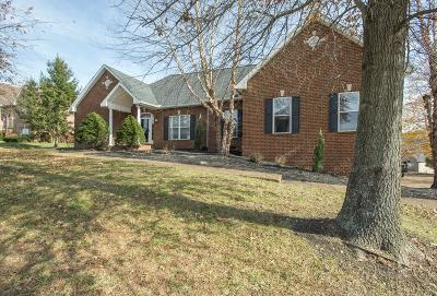 Sumner County Single Family Home For Sale: 101 Tamela Ct