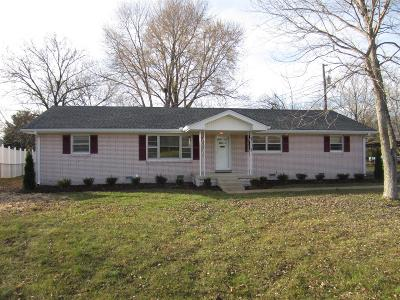 Wilson County Single Family Home For Sale: 3940 Hunters Point Pike