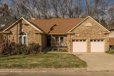 Davidson County Single Family Home Under Contract - Showing: 428 Barkley Ct