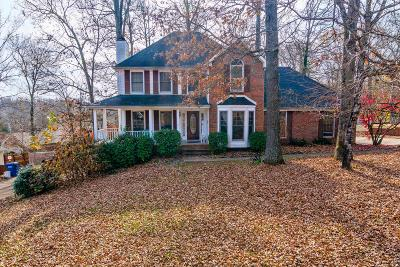 Clarksville Single Family Home For Sale: 326 Dunbrook Dr