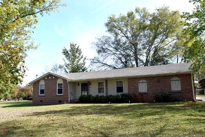 Rutherford County Single Family Home For Sale: 106 Walton Ave