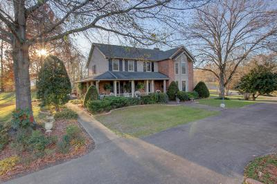 Christian County, Ky, Todd County, Ky, Montgomery County Single Family Home For Sale: 818 Weatherby Dr