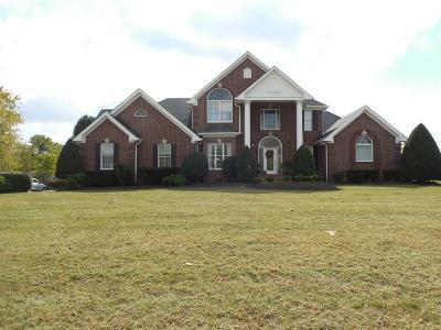 Lebanon Single Family Home For Sale: 2420 West Clay Dr