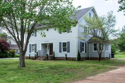 Single Family Home For Sale: 2535 Choctaw Trce