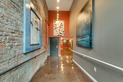 Nashville Condo/Townhouse For Sale: 231 5th Ave N #403 #403