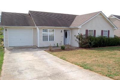 Clarksville Rental For Rent: 402 Faulkner Dr