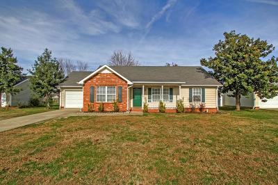 Rutherford County Single Family Home Under Contract - Showing: 1714 Locerbie Dr