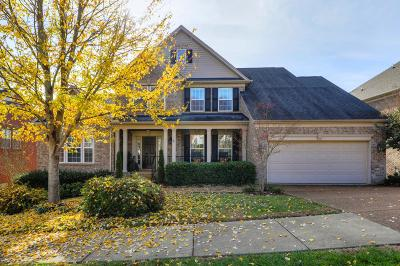 Nashville Single Family Home For Sale: 1225 Beech Hollow Dr