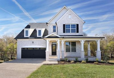Sumner County Single Family Home For Sale: 2044 Albatross Way Lot 1096