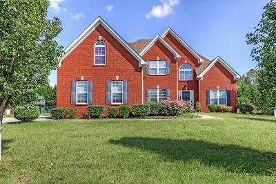 Murfreesboro Single Family Home For Sale: 1208 Lunar Dr