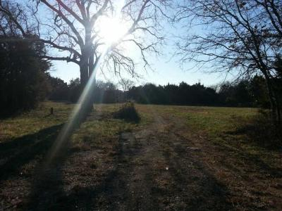Wilson County Residential Lots & Land For Sale: 1796 Alsup Mill Rd