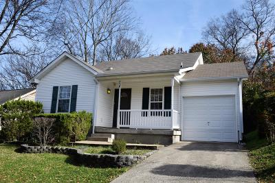 Nashville Single Family Home For Sale: 234 40th Ave N