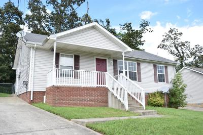 Clarksville Rental For Rent: 357 Donna Drive