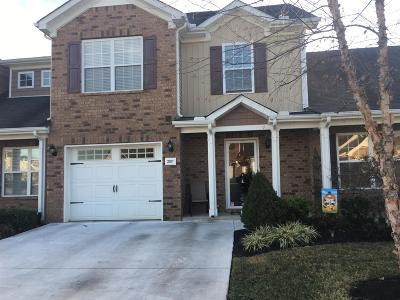 Rutherford County Condo/Townhouse For Sale: 3307 Risen Star