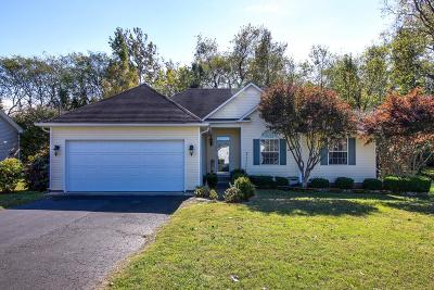 Columbia Single Family Home Under Contract - Showing: 510 Winning Dr