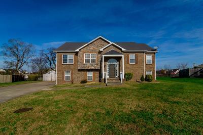 Clarksville Single Family Home For Sale: 1281 Suellen Way