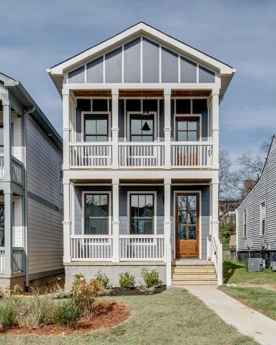 Nashville Single Family Home For Sale: 4710 A Michigan Ave